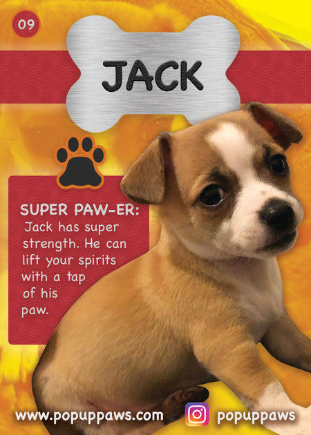 Jack Trading Card