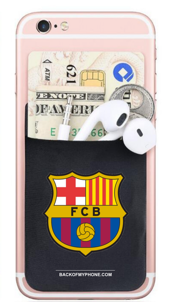 *Sample* Card Holder (Sports Teams)