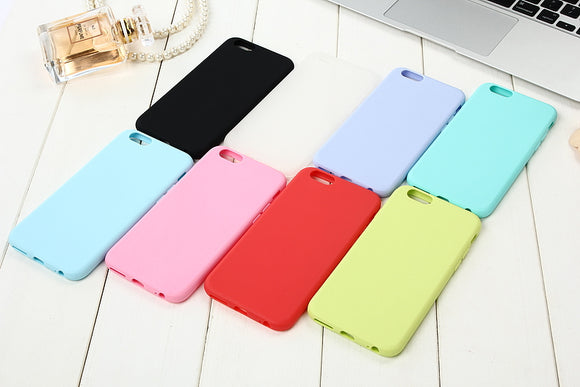 Candy-Colored iPhone Cases