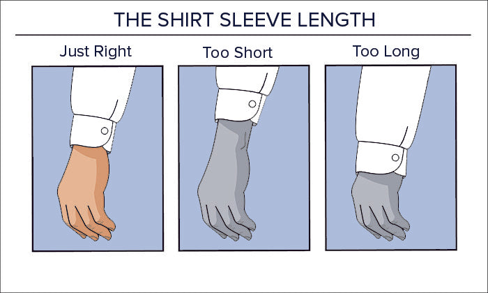 Pilot Shirt Sleeve Length