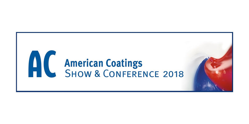 MIXER DIRECT TO EXHIBIT AT THE 2018 AMERICAN COATINGS SHOW