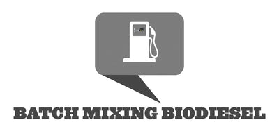 BATCH MIXING BIODIESEL