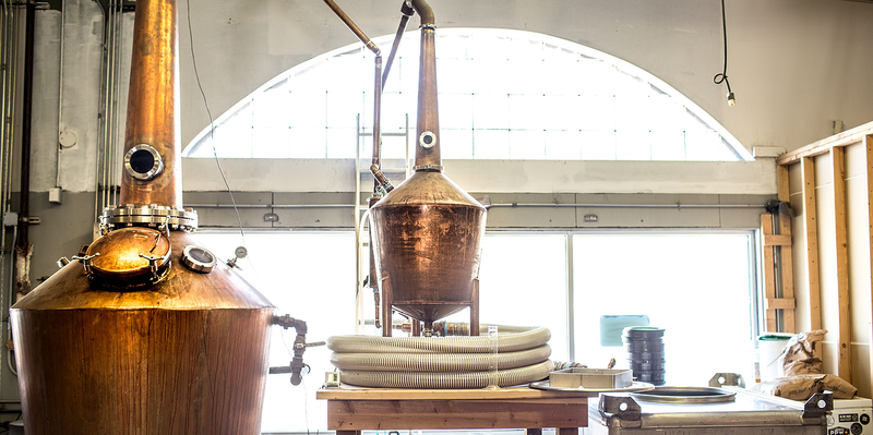 DISTILLERY 291: MIXERS FOR STRIPPING STILLS AND MASH TUNS