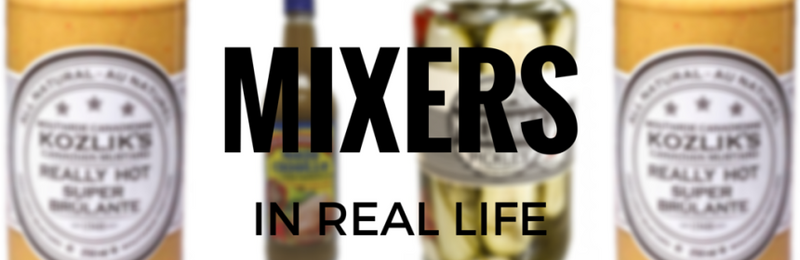 INDUSTRIAL MIXERS IN REAL LIFE