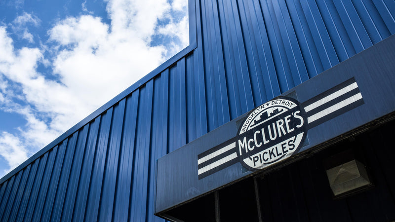 HOW MCCLURE'S PICKLES IS DELIVERING A UNIQUE EXPERIENCE TO EVERYBODY