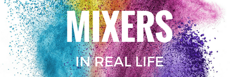 INDUSTRIAL MIXERS IN REAL LIFE: COSMETICS AND SKINCARE