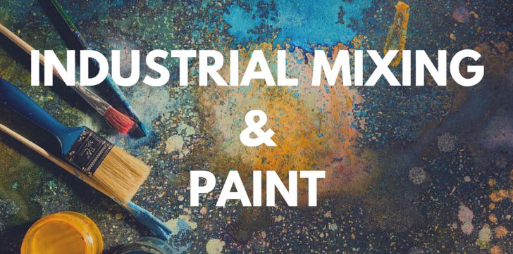 Industrial Mixing And Paint