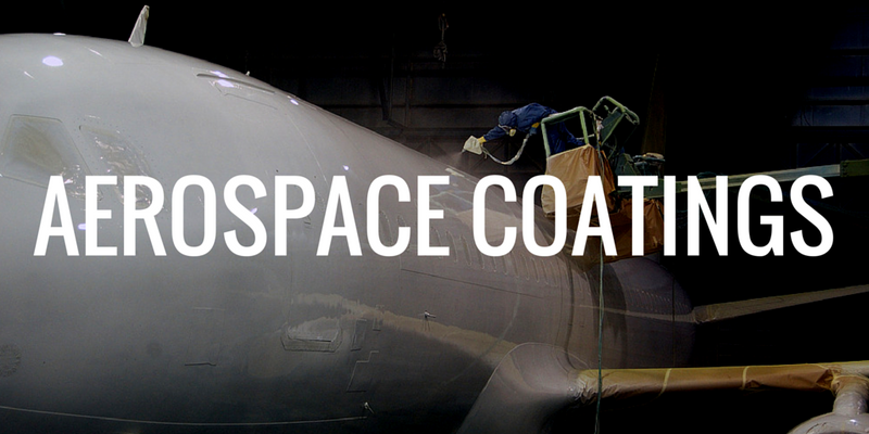 THE DEMAND FOR COATINGS IN THE AEROSPACE INDUSTRY