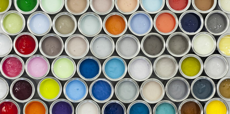 HOW PAINT IS MADE
