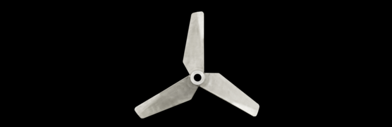 HYDROFOIL IMPELLER