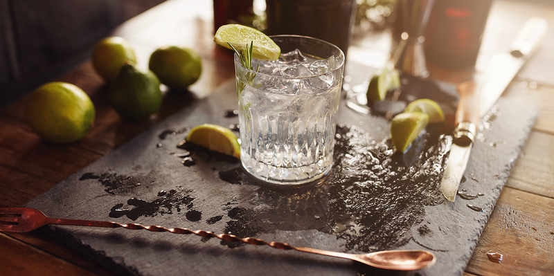 THE RISE OF GIN IN AMERICA