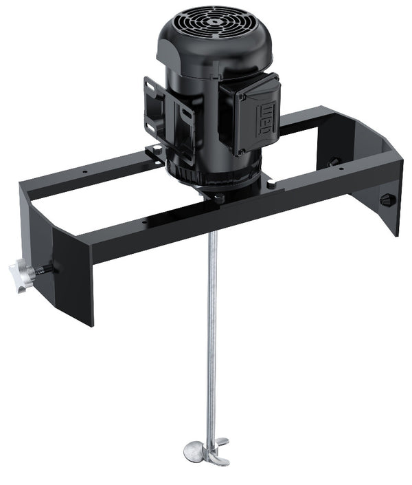 1/2 HP Electric Direct Drive Drum Bracket Mount