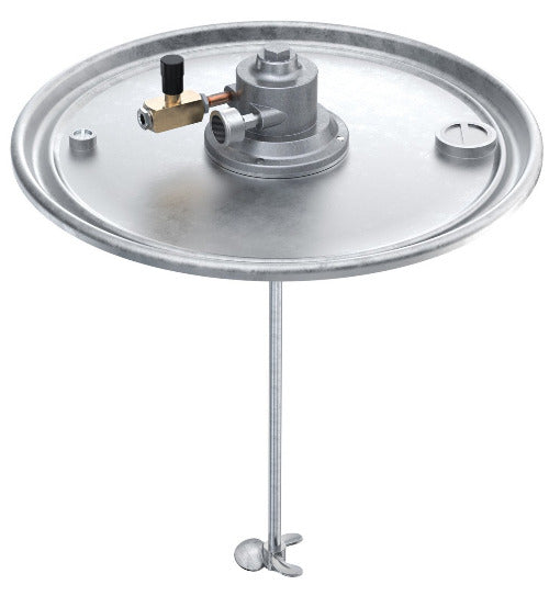 1.5 HP Air Direct Drive Drum Lid Mount