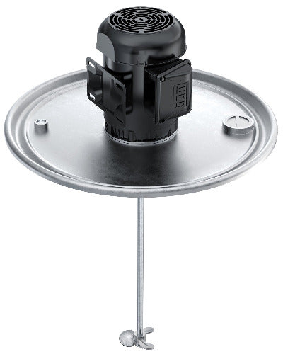 1/3 HP Electric Direct Drive Drum Lid Mount