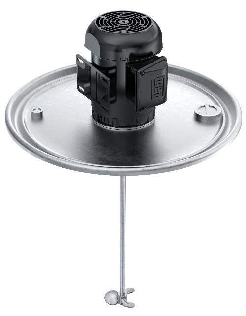 3/4 HP Explosion Proof Direct Drive Drum Lid Mount