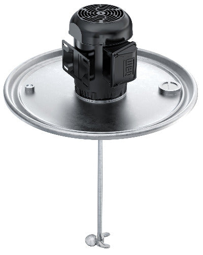 1/3 HP Explosion Proof Direct Drive Drum Lid Mount