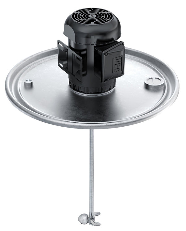1/2 HP Electric Direct Drive Drum Lid Mount