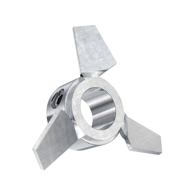 "1.5"" Stainless Steel Hydrofoil Impeller Blades"