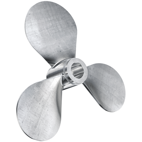 16 inch propeller with 2 inch bore