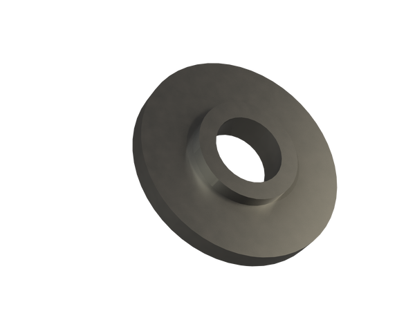 "3/8"" Dispersion Blade Adapter Washer"