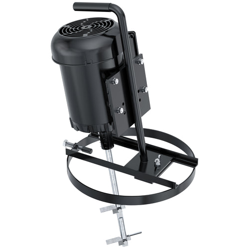 5 Gal Pail Ring Mount Mixer 1/3 HP EXPR