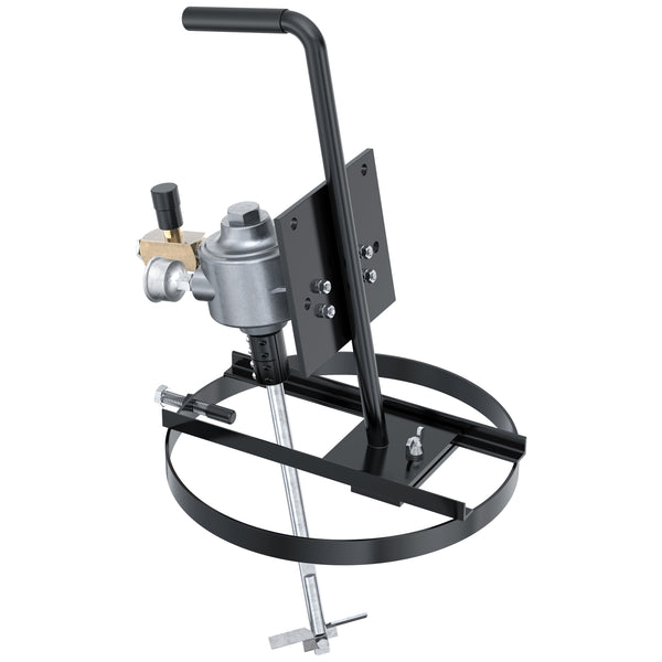 5 Gal Pail Ring Mount Mixer 1.5 HP AIR