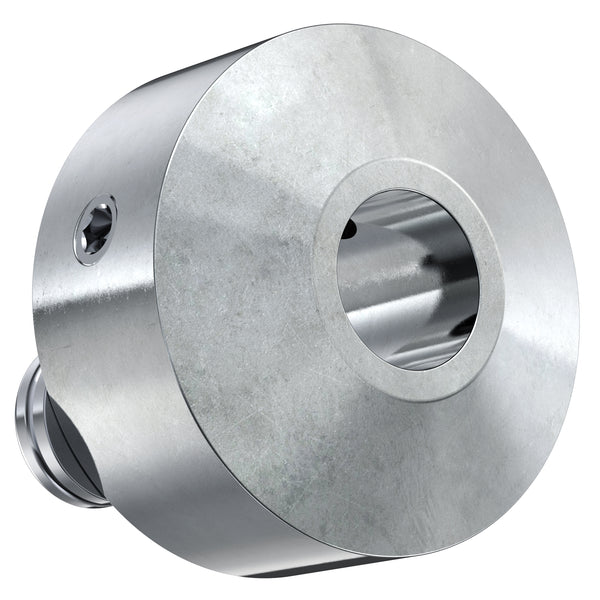 "3/8"" Bore Weld-on Hub"
