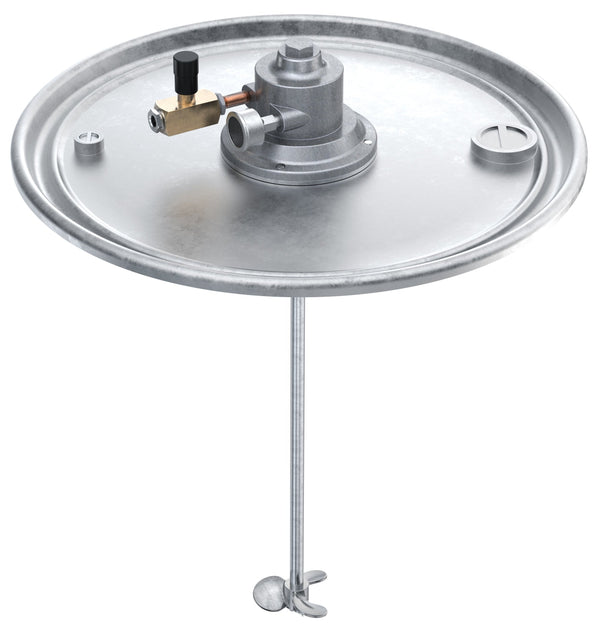 3/4 HP Drum Lid Mixer Mount