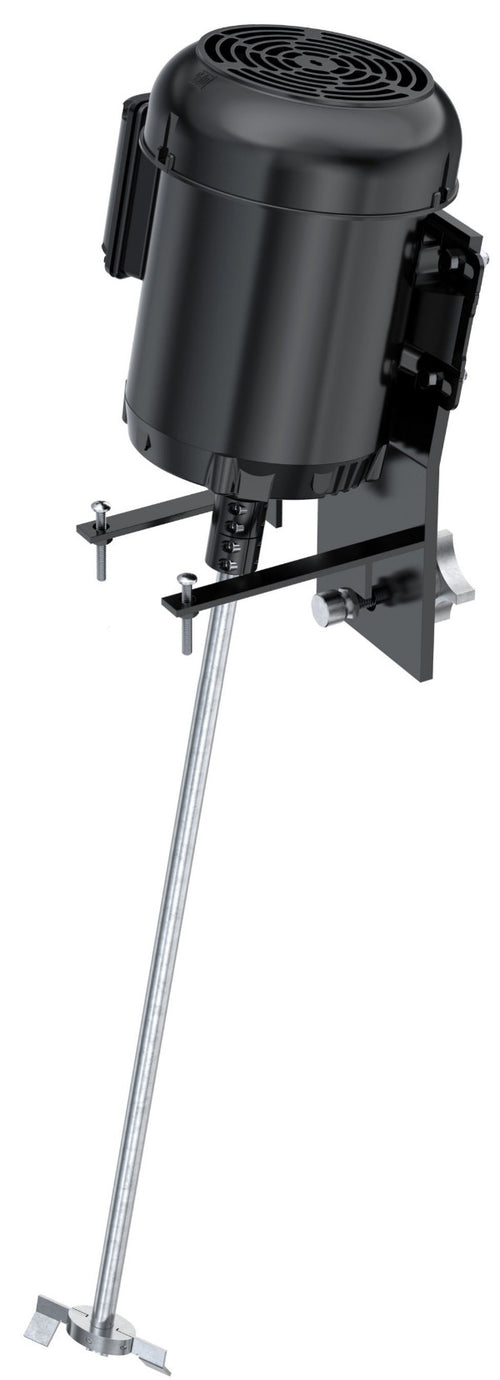 1/2 HP Electric Direct Drive Clamp Mount