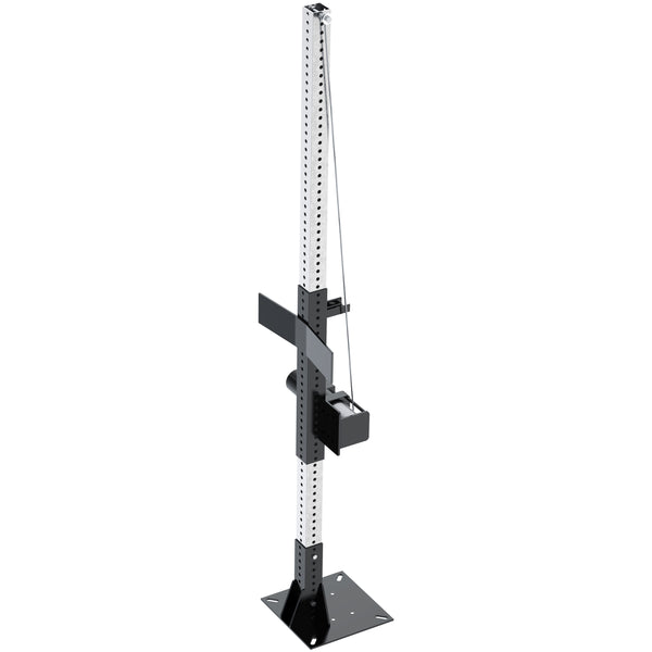 Stationary Mount Mixer Stand, Electric Lift