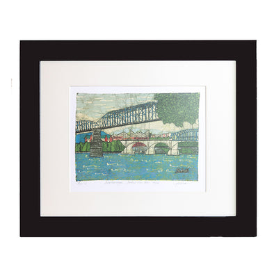 Chattanooga No. 1 Art Print