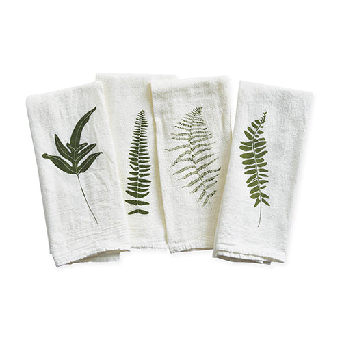 Wild Ferns Napkins