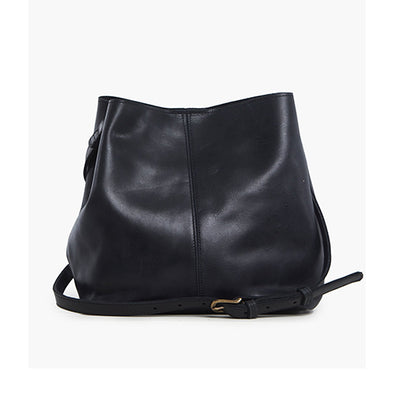 Mihiret Crossbody in Black