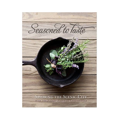Seasoned to Taste Cookbook