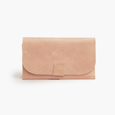 Kene Wallet in Mauve