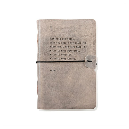 Osho Artisan Leather Journal