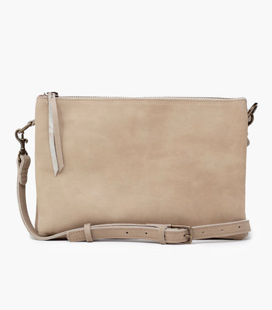 Martha Crossbody in Fog
