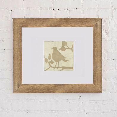 Tea Bird Seven Art Print