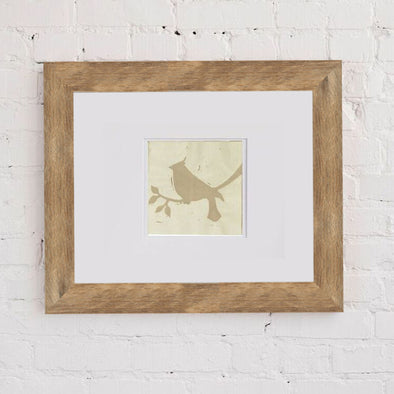 Tea Bird Ten Art Print