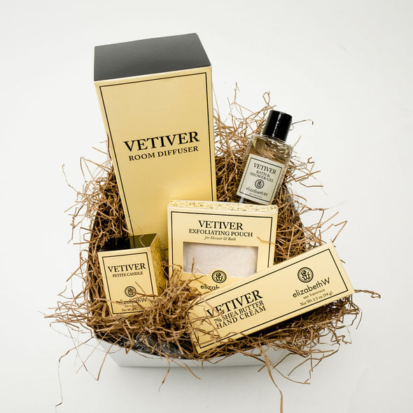 The Luxurious Vetiver Gift Box