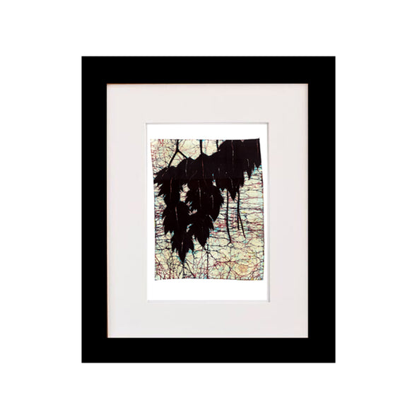 Hanging Leaves Two Art Print