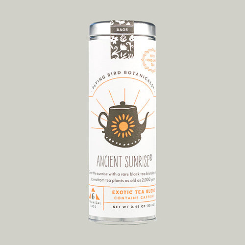 Ancient Sunrise - 6 Tea Bag Tin