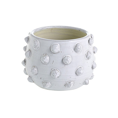 Medium Hobnail Fem Rosa Pot