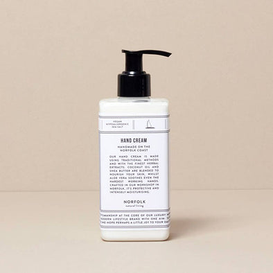Coastal Sea Salt Hand Cream