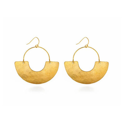 Madre Hoop Earrings