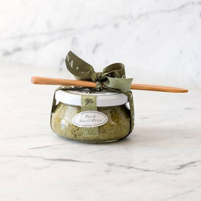 Dressed French Basil Pesto