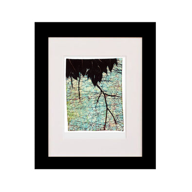 Hanging Leaves One Art Print