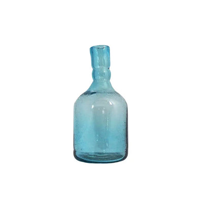 Aqua Decanter Bottle