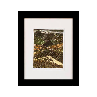 Cypress Road Art Print