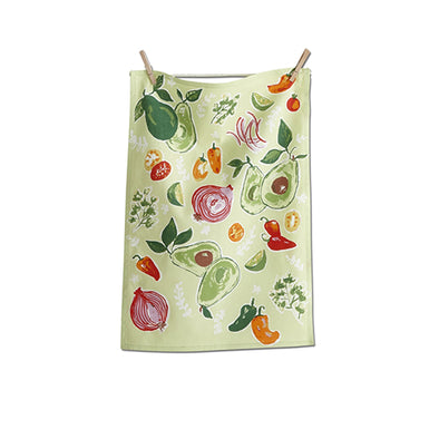 Avocado Dishtowel
